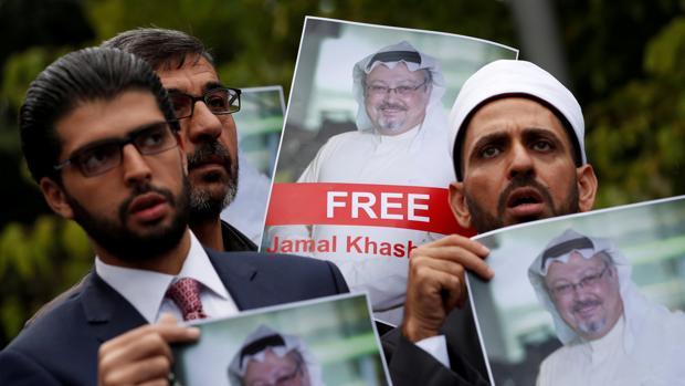Crece la presión sobre Riad por las acusaciones de asesinato de un periodista crítico