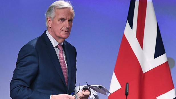 Barnier rechaza la última propuesta de May para evitar un Brexit sin acuerdo