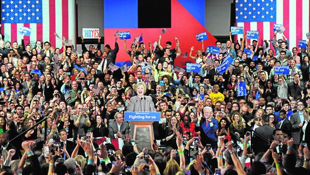Los demócratas buscan quien les salve de Donald Trump