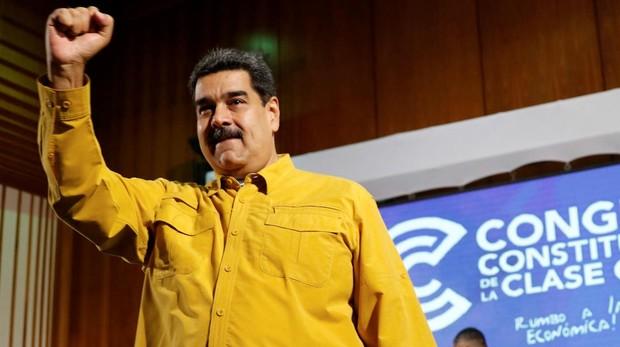 La UE explora un «diálogo» con Maduro por presión de España