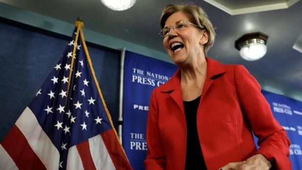 La senadora Warren zanja el debate con Trump demostrando su ascendencia indígena