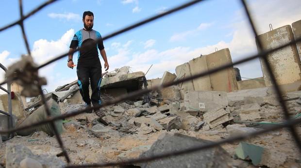 Israel ataca 20 puntos en Gaza y declara la situación «potencialmente peligrosa»