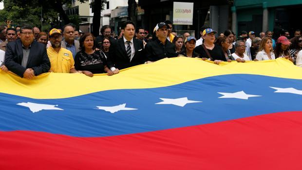 El derecho a existir de Venezuela