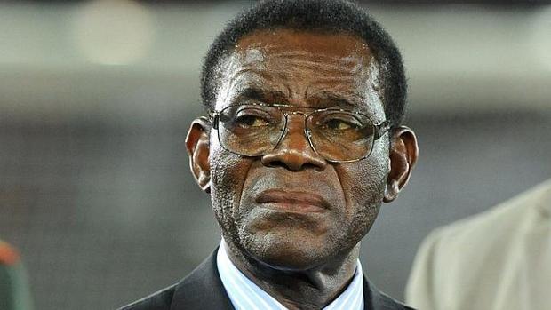 Teodoro Obiang, presidente de Guinea Ecuatorial, en una imagen de archivo