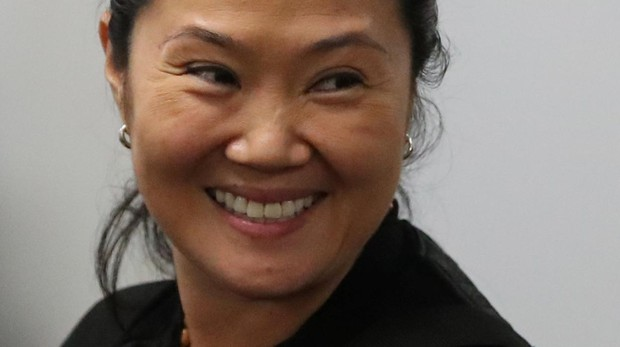 Liberan a Keiko Fujimori tras una semana en prisión preventiva