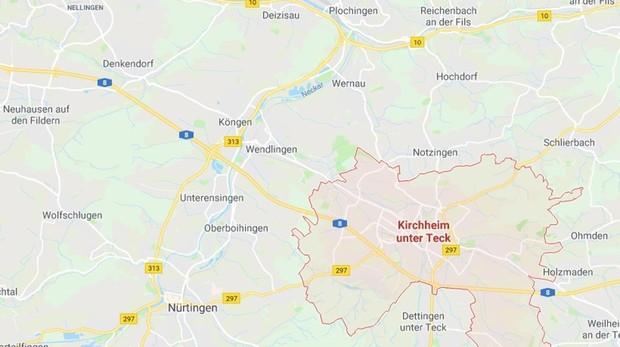 Dos muertos y dos policías heridos en un tiroteo en el suroeste de Alemania
