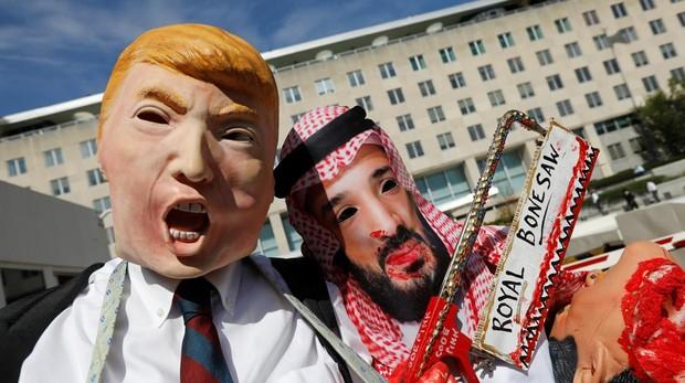 La desaparición del periodista Khashoggi puede costarle el trono a Mohamed Bin Salman