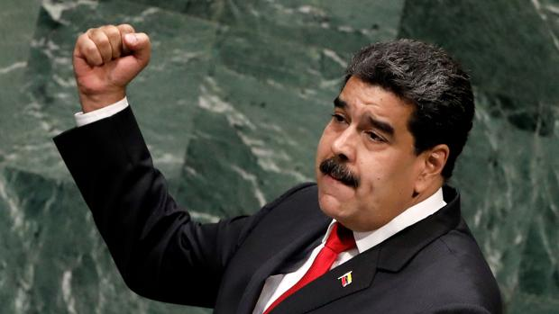 EE.UU. se prepara para el relevo de Nicolás Maduro