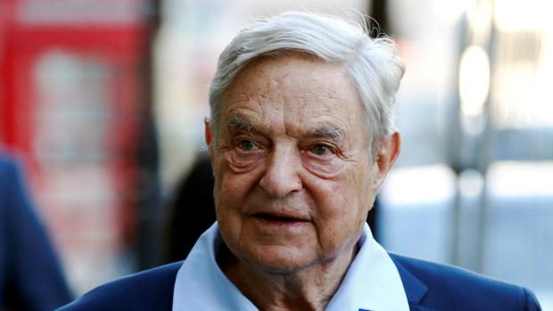 El multimillonario George Soros