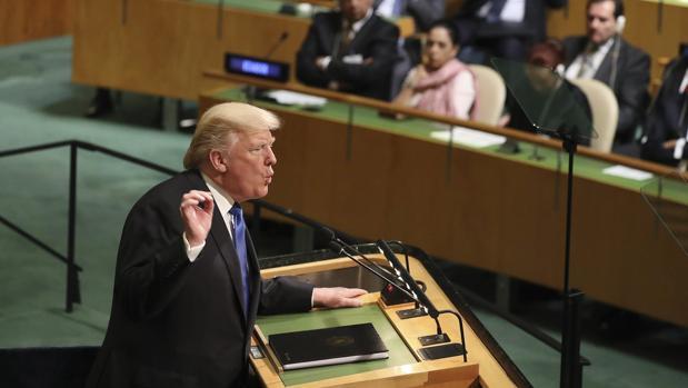 La Administración de Trump quiere eliminar la palabra «género» de los documentos de la ONU