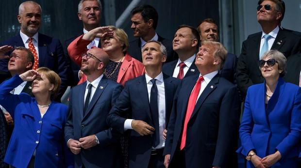 Empiezan las mayores maniobras de la OTAN desde la Guerra Fría
