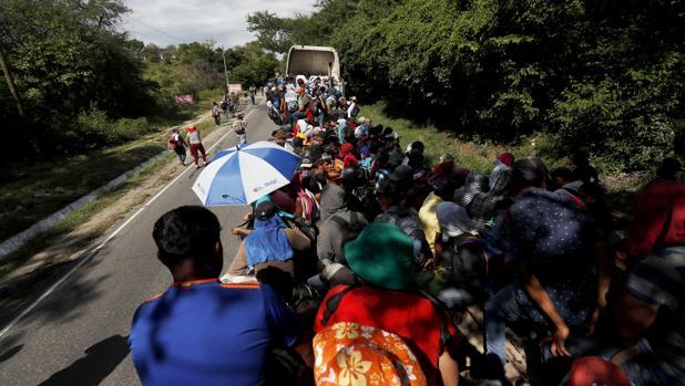 Trump inflama a sus bases: quiere cerrar la frontera a los centroamericanos