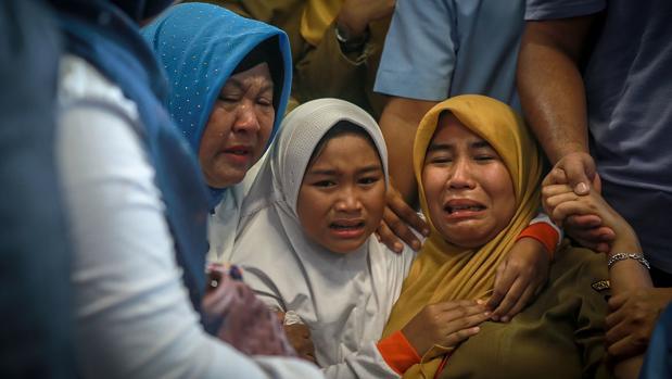 El peligro de volar en Indonesia