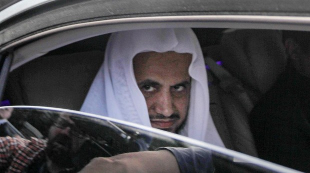 El fiscal general de Arabia Saudí, Saud al Moyeb