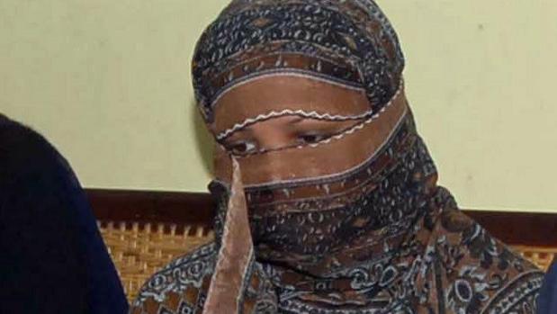 Asia Bibi, en una imagen de archivo