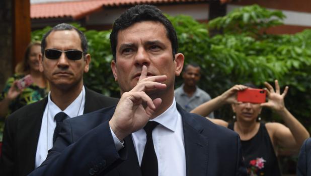 El juez que encarceló a Lula da Silva acepta ser ministro de Justicia con Bolsonaro