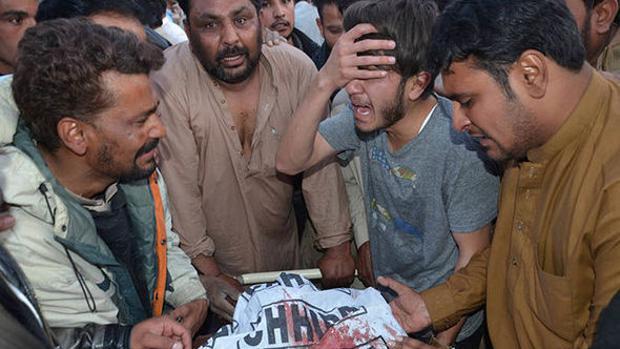 Dolor en la comunidad cristiana paquistaní de Quetta tras un ataque el pasado mes de abril
