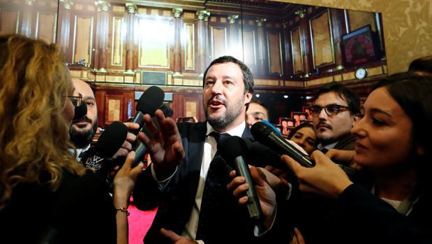 Salvini ofrece asilo político a la pakistaní Asia Bibi