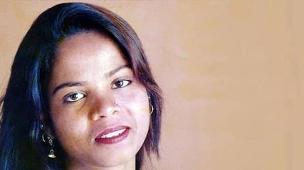 Asia Bibi, excarcelada siete días después de ser absuelta