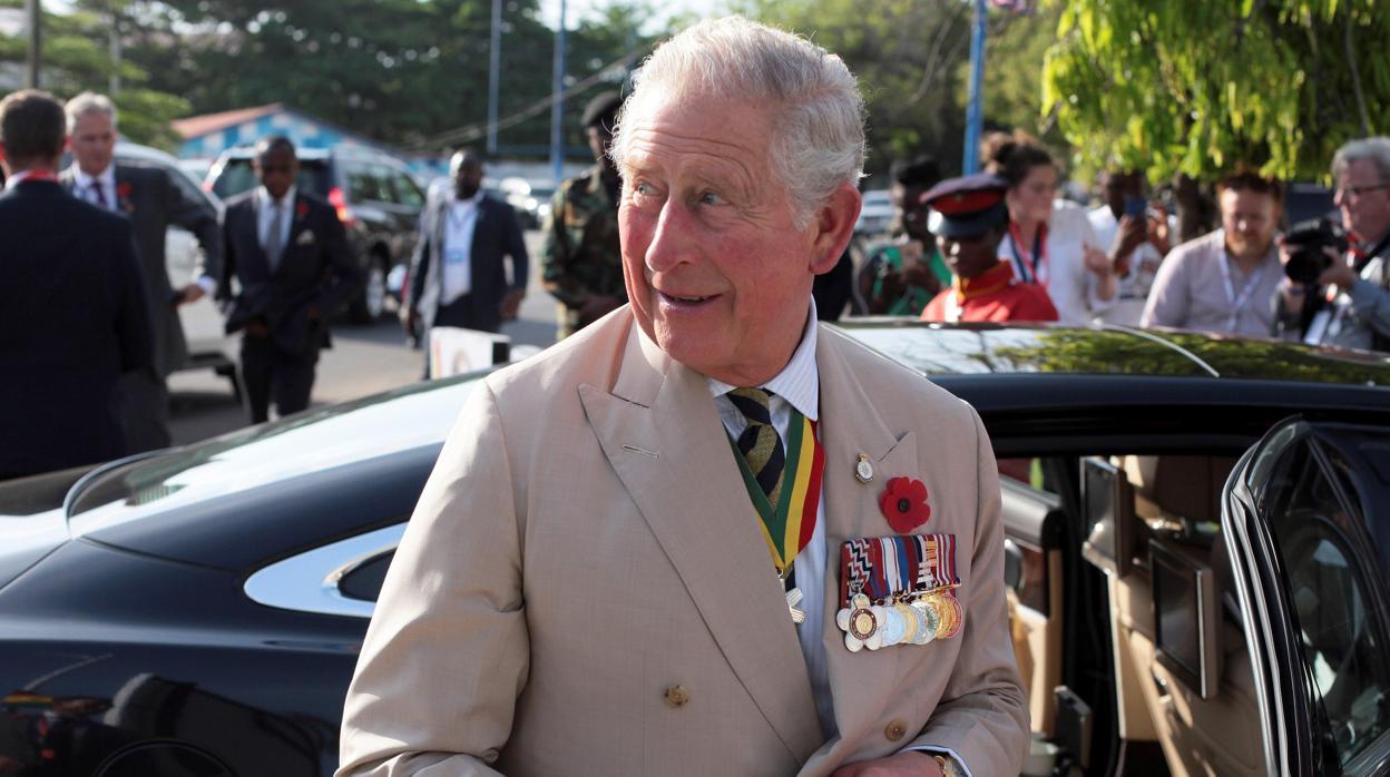El Príncipe Carlos: «No sére un Rey entrometido»