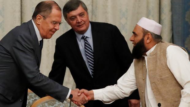 Concluye antes de tiempo y sin resultados la conferencia de paz de Moscú sobre Afganistán