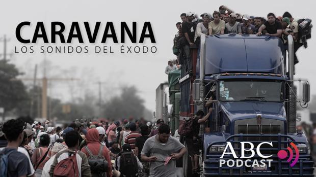Vídeo: La caravana de migrantes pide ayuda a la ONU