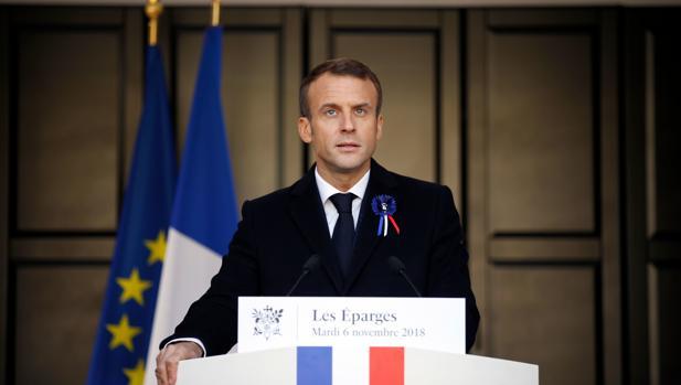 La Europa de la Defensa, el gran proyecto de Macron y los liberales europeos para las elecciones