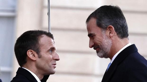 Los líderes del mundo celebran en Francia el centenario del Armisticio de la IGM
