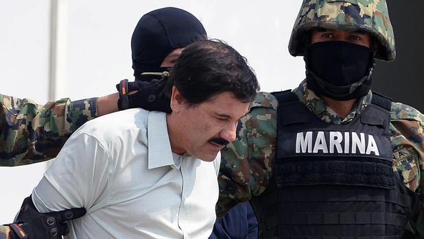Máxima seguridad y pánico de los jurados ante el macrojuicio del Chapo en Nueva York