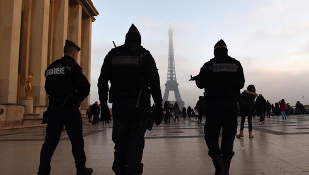 Francia moviliza a miles de gendarmes para la celebración del centenario del Armisticio