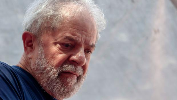 El ex presidente brasileña (2003-2011) Luiz Inácio Lula da Silva