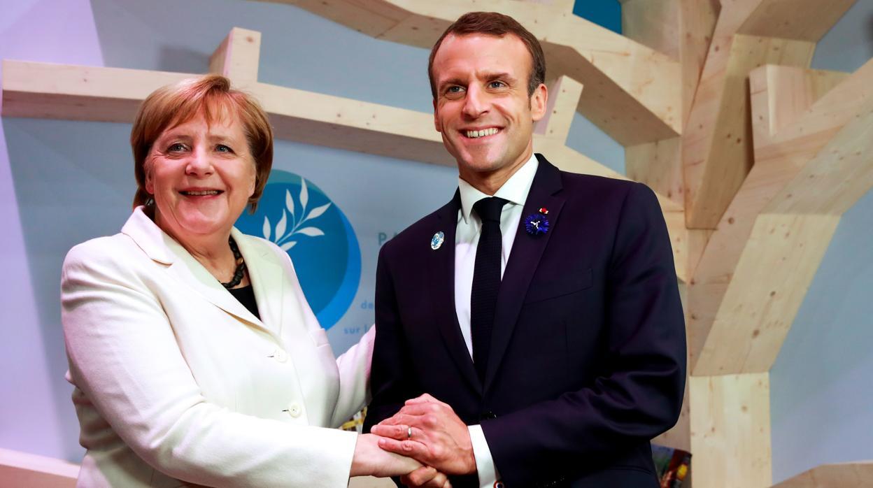 Francia y Alemania acuerdan una propuesta de presupuesto común para la zona euro