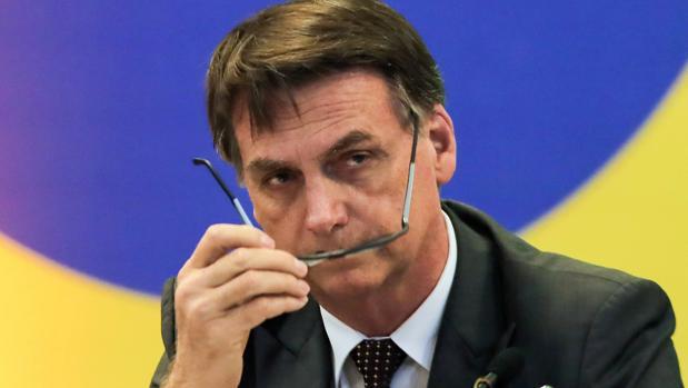 Jair Bolsonaro, el presidente electo en Brasil