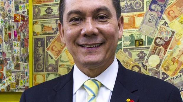 El concejal opositor Fernando Albán