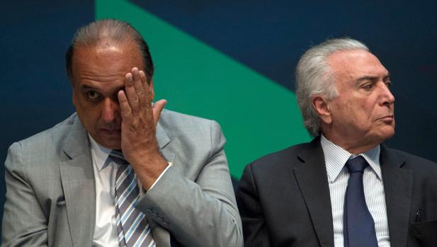 Arrestan al gobernador de Río de Janeiro por corrupción