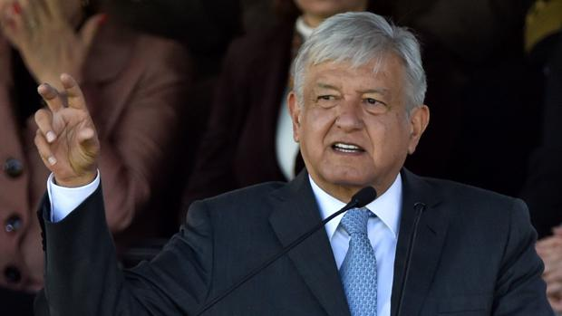 López Obrador asume el control de la Caravana, su primer reto