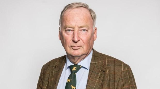 Alexander Gauland, líder de Alternativa para Alemania