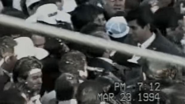 México desclasifica el vídeo no editado del asesinato de Luis Donaldo Colosio, candidato del PRI en 1994