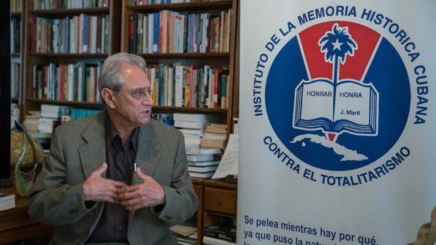Amado Rodríguez, preso politico cubano durante 23 años