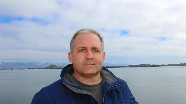 Imagen del exmarine Paul Whelan, detenido en Moscú donde se encontraba de vacaciones