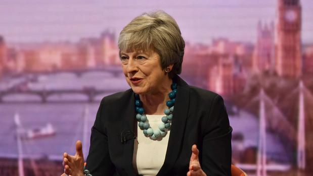 May ha vuelto a mostrarse contrario a un segundo referéndum