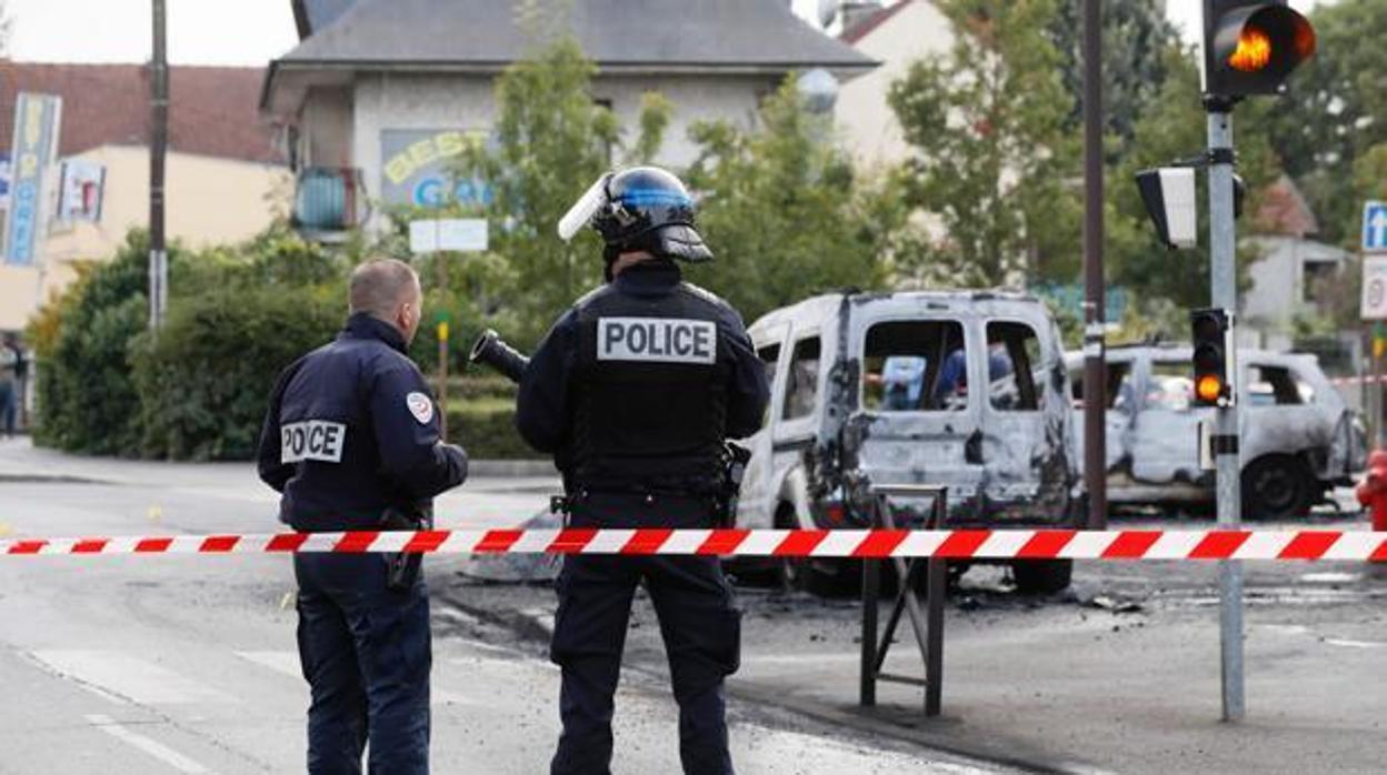Un migrante mata de 28 puñaladas al hombre que le alojó en su casa en Francia