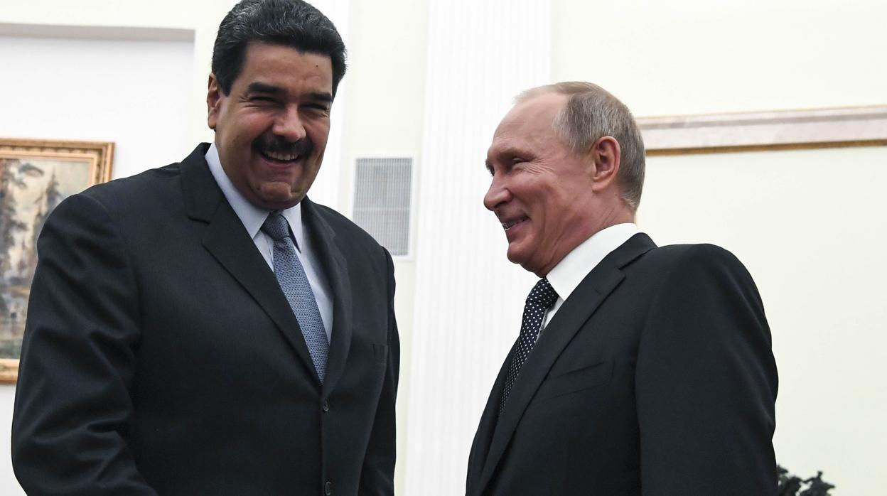 Rusia apoya al chavismo y acusa a EE.UU. de atentar contra la soberanía de Venezuela