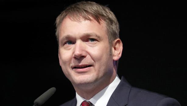 André Poggenburg, fundador del nuevo partido