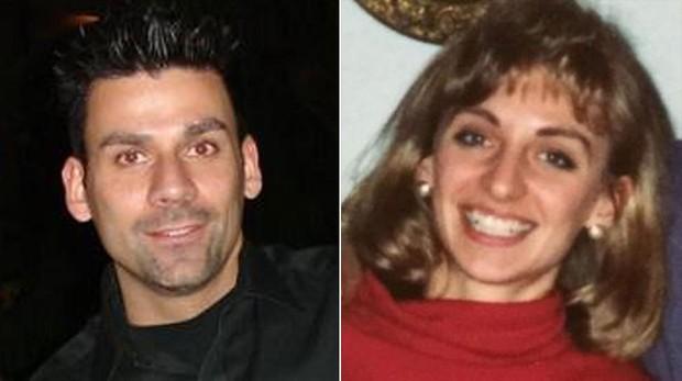 Raymond Rowe y Christy Mirack