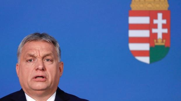 El presidente de Hungría, Viktor Orbán