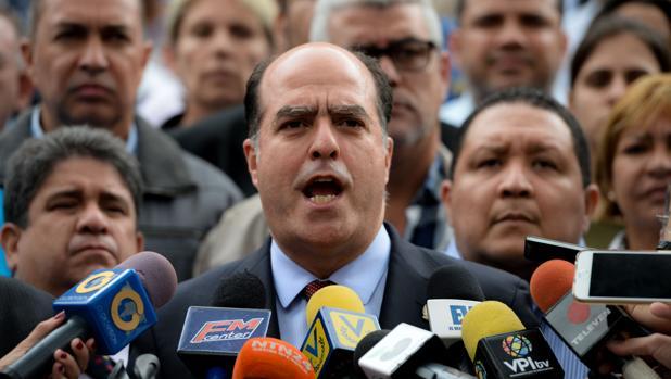 Julio Borges, en una imagen de archivo