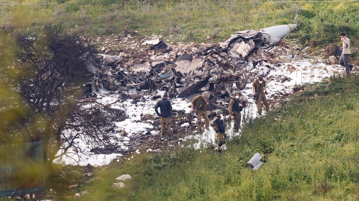 Israel ha lanzado «miles de ataques» contra objetivos iraníes en Siria