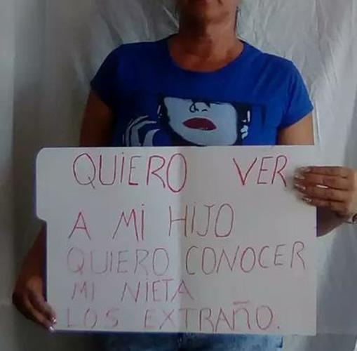 Una víctima de la represión del régimen cubano contra los que deciden abandonar los convenios laborales en el exterior