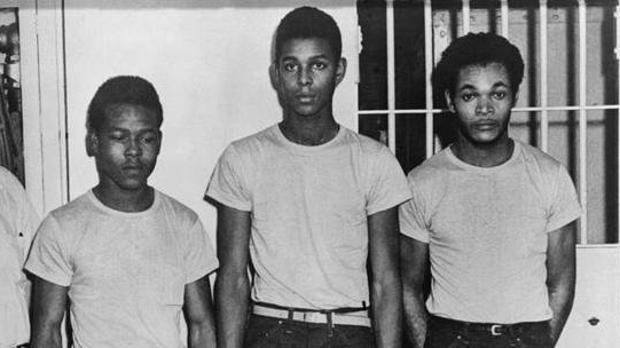 Perdón póstumo para «Los cuatro de Groveland», 70 años después